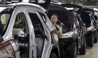 Zisky Hyundaie klesají, nedaří se mu hlavně v Číně a USA