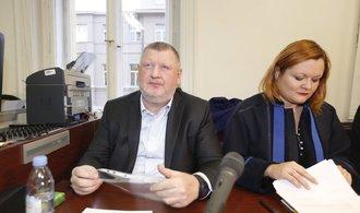 Rittig znovu míří k soudu. Odvolací senát zrušil osvobozující rozsudek