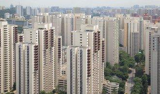 Singapur brojí proti malým bytům, developery nutí stavět větší jednotky