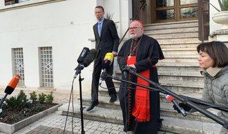 Německý kardinál Marx: Církevní představitelé ničili záznamy o sexuálním zneužívání