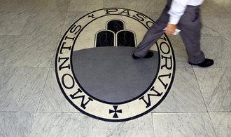 Italská vláda zachraňuje bankovní sektor, do bank napumpuje až 20 miliard eur