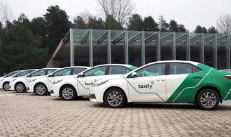 Taxify uvažuje o ústupu z krajských měst