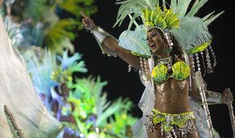 OBRAZEM: Rio má za sebou další ročník proslulého karnevalu. Prohlédněte si, jaký byl