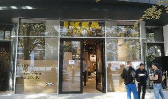Ikea vzdává prodej na Václavském náměstí