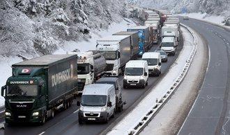 Zápisník Michala Noska: Sníh a tuk