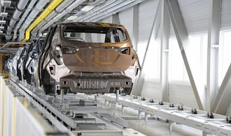 Německá ekonomika na konci roku výrazně zrychlila