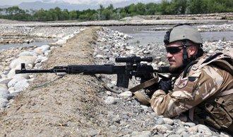Vláda loni zastavila program, který pomáhal chránit životy českých vojáků v Afghánistánu
