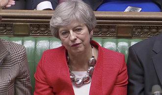 Mayová chce dál hledat podporu pro svou brexitovou dohodu