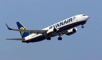 Ryanair přidá patnáct nových linek z Prahy