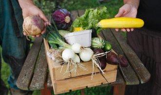 Organické zemědělství je na vzestupu