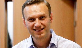 Navalnyj má od Ruska dostat dva miliony za nespravedlivý proces, rozhodl Štrasburk