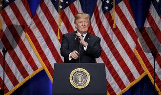 Rusko podle Trumpa zasahuje do vnitřních záležitostí řady států