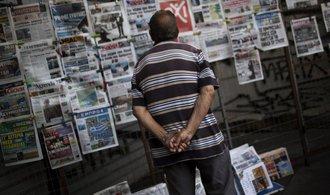 Záchranný program? V Řecku se chudoba zvyšuje jako nikde jinde v Evropské unii