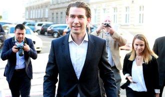 Povede Sebastian Kurz Rakousko? Mladíka dnes pověří sestavením vlády