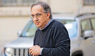 Marchionne skončil kvůli zdraví v čele Fiatu. Nahradí ho Manley z Jeepu