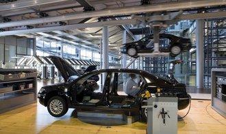Růst rublu pomáhá automobilkám v Rusku