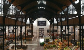 Staroměstskou tržnici čeká rekonstrukce. Praha do ní investuje čtvrt miliardy