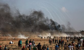 Izrael po protestech uzavřel hraniční přechod s Pásmem Gazy