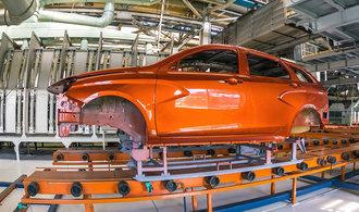 Ruský výrobce AutoVAZ se vrátil do zisku, pomohly mu nové modely Lada