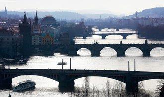 Praha chystá opravu třiceti mostů a lávek
