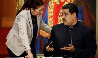 Synovci venezuelské první dámy byli odsouzeni za pašování drog