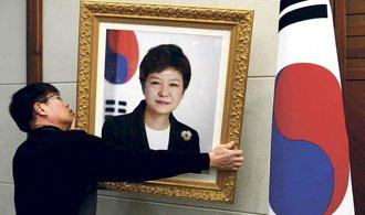 Jihokorejský parlament sesadil prezidentku Pak Kun-hje