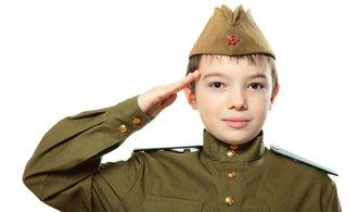 Děti chtějí bránit Rusko, jsou jich desítky tisíc
