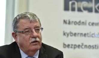 Úřad pro kyberbezpečnost povede bývalý šéf NBÚ Navrátil, jmenování schválila vláda