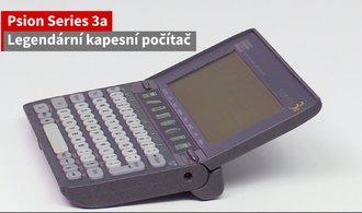 Psion Series 3a. Připomeňte si legendární kapesní počítač, který předběhl svou dobu