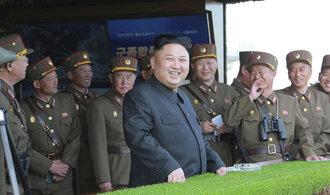 KLDR potvrdila test rakety, dohlížel prý na něj přímo Kim Čong-un