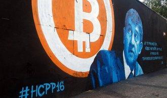 Bitcoin trhnul další rekord, už stojí přes 2200 dolarů