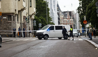 Fin najel v Helsinkách do davu a zabil člověka. O teroristický útok nešlo, říká policie
