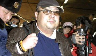 Pitva Kim Čong-unova bratra odhalila, že byl k vraždě použit extrémně silný neurotoxin