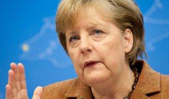 V migrační politice jsme udělali chybu, připustila Merkelová