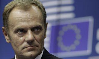 Ještě je čas zabránit chaosu, prohlásil Tusk na summitu v Číně