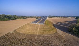 Eurovia postaví část dálnice D35