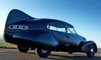 Peugeot 402: Zapomenutá nádhera s aerodynamickou karoserií
