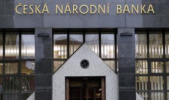 Česká národní banka zvýší úrokové sazby spíše v listopadu, tuší analytici