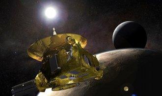 Sonda New Horizons našla okraj sluneční soustavy