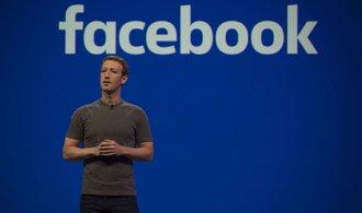 Mark Zuckerberg slibuje změnu bezpečnosti dat Facebooku