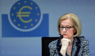 V Evropě je přebankováno, stěžuje si ECB. Čeká nárůst fúzí a akvizic