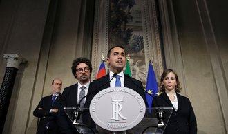 Rodící se italská vláda straší Evropskou unii
