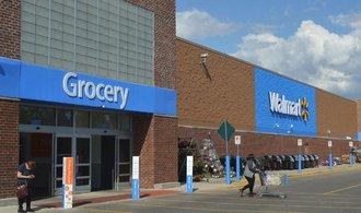 Walmart varoval, že by kvůli clům na čínské zboží mohl zdražovat