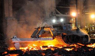 Liberty House pro nás není seriózní partner, říká šéfová odborů ArcelorMittal Ostrava