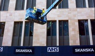 Skanska chystá restrukturalizaci, propustí tisíce zaměstnanců