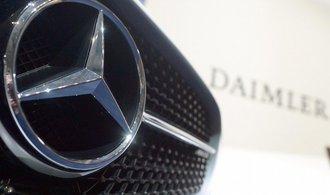 Severně od Prahy se chystá obří sklad Daimleru pro Evropu. Část budou obsluhovat jen roboti