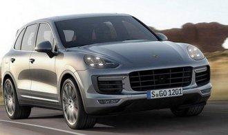 Dvacet tisíc vozů Porsche Cayenne podvádí s emisemi