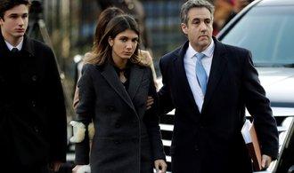 Trumpův exprávník stráví tři roky ve vězení