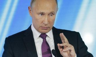 Putin nařídil stažení ruské armády ze Sýrie. Dokázali jsme zničit Islámský stát, prohlásil