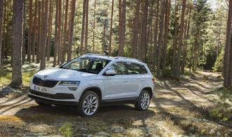Výroba aut v Česku v pololetí prudce stoupla, růst táhla Škoda Auto